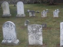 Stop 6 - The Cemetery at Mumma Farm