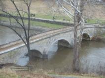 Stop 9 - Lower Bridge (A/K/A Burnside's Bridge)