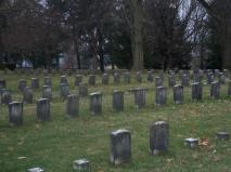The Antietam National Cemetery