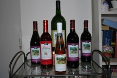Hunters Valley Wines that We Brought Home