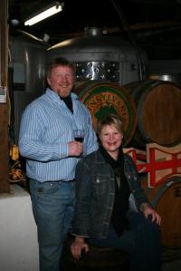 Chery and Ed Glick